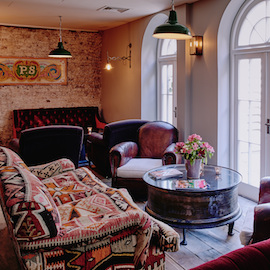 Artist Residence London a small boutique hotel in Pimlico