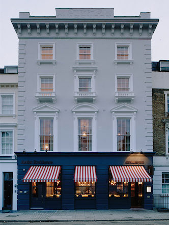 Artist Residence London boutique hotel