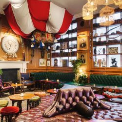 Artist Residence is a small boutique hotel in London. Voted the best hotel in London by the Independent Hotel Guide