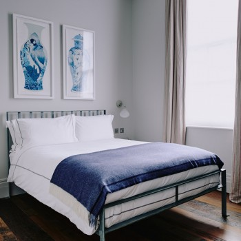 Boutique hotel in London Victoria with 10 individually designed rooms. The Cambridge Street Cafe is an all-day restaurant on the ground floor with private hire. Voted London Hotel of the year by the Good Hotel Guide.