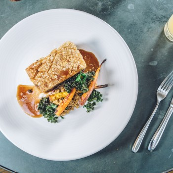 All day restaurant and cafe serving breakfast, brunch and dinner. Fresh seasonal produce. Located under the Artist Residence hotel in London, just 5 minutes from Belgravia, Victoria and Sloane Square.